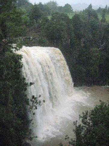 Waterfall near Whangerei