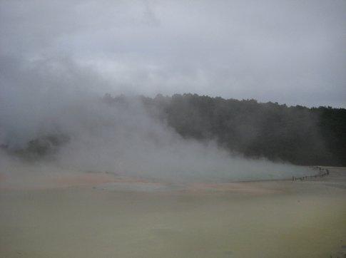 Waiotapu Thermal Park