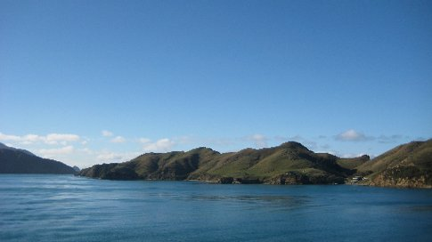On the way to Picton