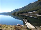 Me & Danika at our lunchtime stop on Lake Rotoiti: by markr_mcmahon, Views[121]