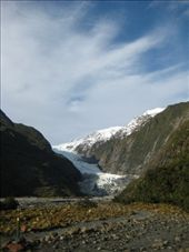 In the valley created by the receding Franz Josef Glacier: by markr_mcmahon, Views[118]