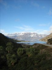 Lake Hawea and Mount Melina: by markr_mcmahon, Views[122]