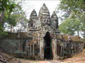 Gateway to Angkor Thom: by markr_mcmahon, Views[340]