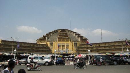 Psar Thmei market,Phnom Penh
