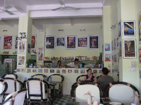 The Garden Cafe Centre, Phnom Penh