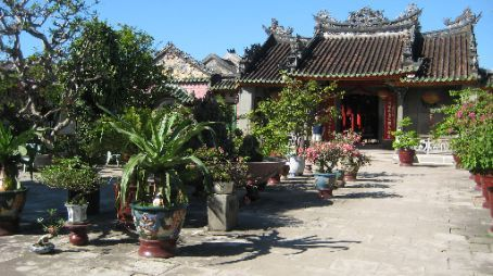 Protected building in Hoi An