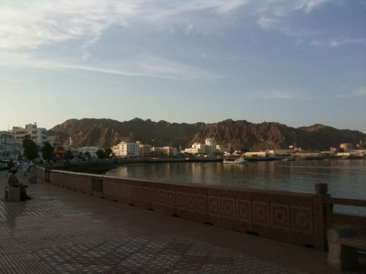 Old Muscat