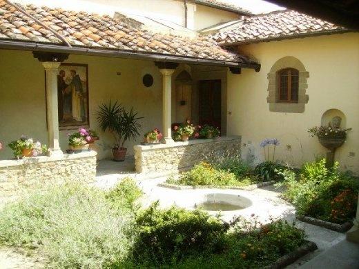 A typical Florentine Garden
