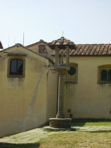 And another view of the Chapel.