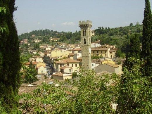 A town near the European University.