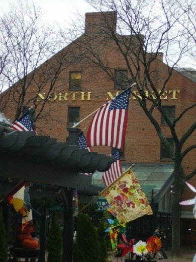 The North Market, Boston