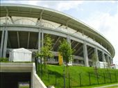 The Waldstadion, Frankfurt: by martin_rix, Views[122]