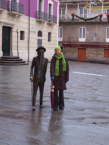 Vendy and man-Pontevedra