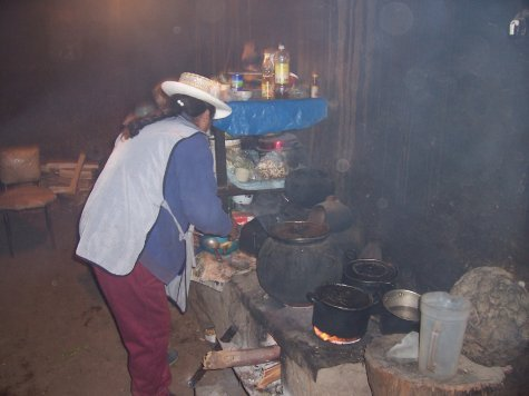 isabel cooking
