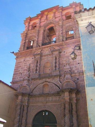 torre de comani de jesus christ