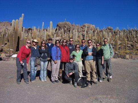 group at fish island