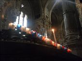 Inside cathedral at the top of the hill in Lyon: by matt_tani, Views[83]
