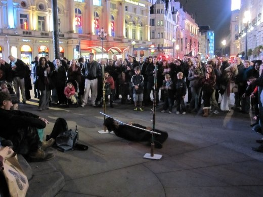 Limbo @ Piccadilly Circus