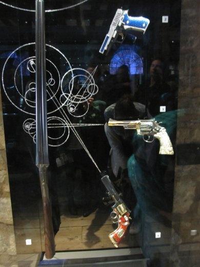 Fashionista pistolas