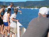 Watching some kids fishing in Port Douglas: by mattandnetty, Views[214]