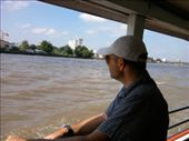On the boat taxi (very cheap way to get around): by mattandnetty, Views[333]