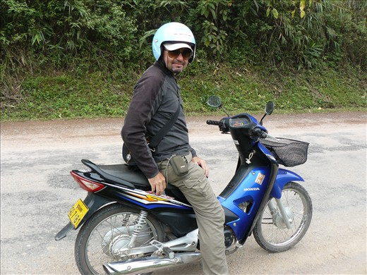 Our transport to Muang Sing