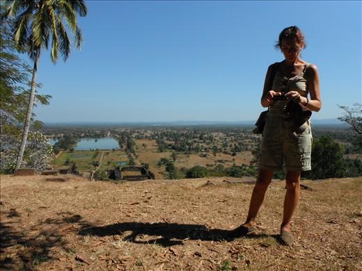 Hot, hot, hot at Phou Vat