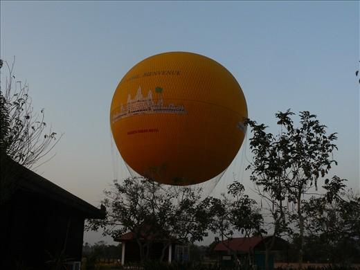 The static balloon
