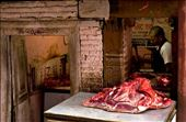 A butcher's shop in the suburbs of Kathmandu in Nepal: by matteopicchianti, Views[111]