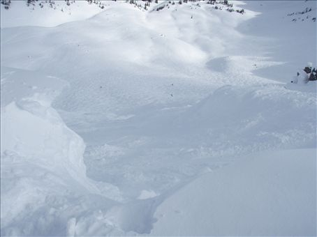 Feux bowl drop in through, the cornice