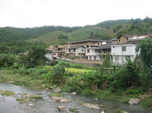 The beautiful Yong Ding Hakka Earth Buildings village. What an experience it was to visit. So serene and full of history.