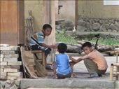 Children from the Yong Ding village school. : by mazystar, Views[264]