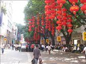 Beijing Lu, the main shopping strip in Guangzhou.: by mazystar, Views[383]