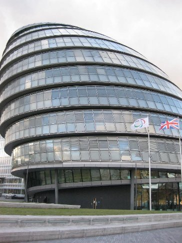 London City Hall.