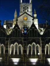 Southwark Cathedral. Built between 1220 and 1420.: by mazystar, Views[179]
