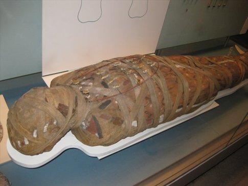 MUMMY!! The British Museum.