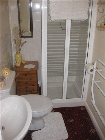 Carpeted vegetarian bathroom. Hehe.