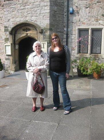 My Gran and I. :)