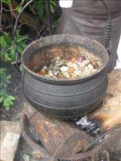 The stew made from lots of parts of the pig.: by mazystar, Views[139]