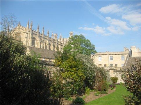 Christ Church College.