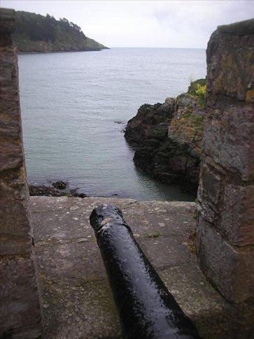 Dartouth Castle