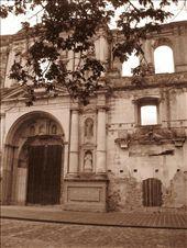 A beautiful old church in Antigua: by mazystar, Views[244]