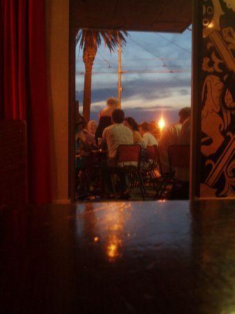Sunset at the Espy