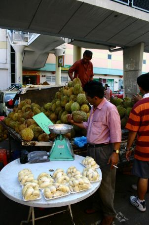 In search of the perfect Durian