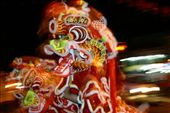 A week away the chinese new year celebrations are in full swing. Dancing Lions, jumping dragons and deafening clanging symbols and drums.: by mcgurk77, Views[621]