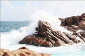 second stop, canal rocks, fierce waves crashing against the rocks.: by meg_sinclair, Views[187]