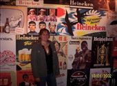 Mel at the Heineken Factory, Amsterdam: by mel, Views[301]