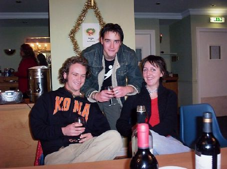 Stew, Chad (Perth) and Mel