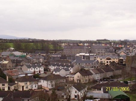 A view of Cashel (the town this time)