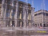 Fountains in Bern city square: by mel, Views[376]